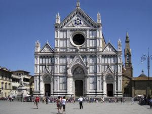 Базилика Санта-Кроче (Флоренция)