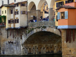 Мост Понте-Веккьо (Флоренция)