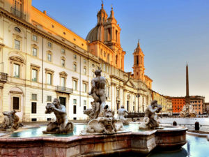 Площадь Навона (Рим)