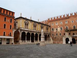 Площадь Синьории (Верона)