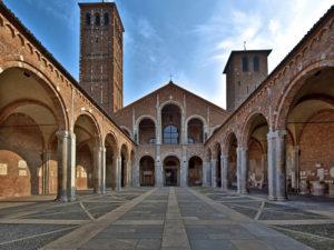 Базилика Святого Амвросия (Милан)