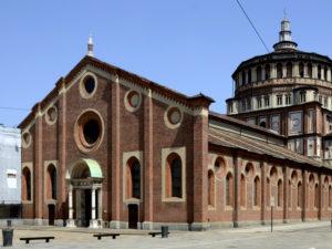 Церковь Санта-Мария-делле-Грацие (Милан)