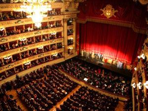 Оперный театр Ла Скала (Милан)