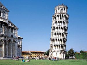 Падающая башня (Пиза)
