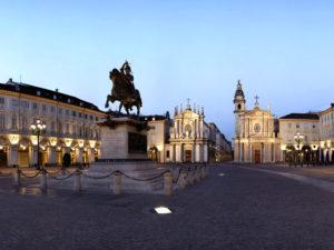 Площадь Сан-Карло (Турин)