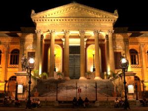 Театр Массимо (Палермо)