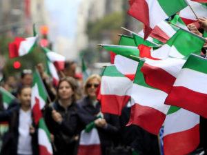 Население Италии